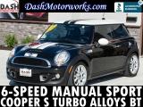 Mini Cooper S Turbo 6-Speed Manual Sport 2011
