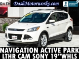 Ford Escape Titanium Navigation Camera Sony 19-inch Whe 2014