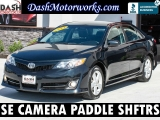 Toyota Camry SE Camera Bluetooth Paddle Shifters Auto 2014