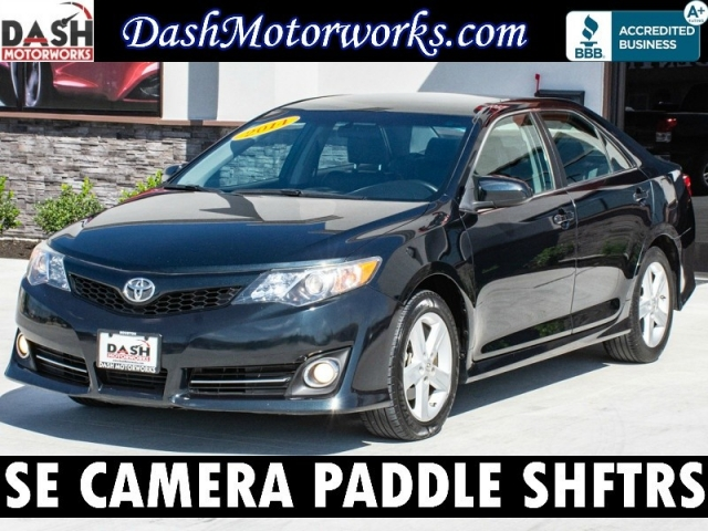 2014 Toyota Camry SE Camera Bluetooth Paddle Shifters Auto