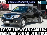 Nissan Frontier SV V6 CrewCab Camera Bedliner Auto 2015