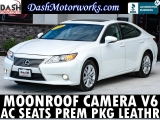 Lexus ES 350 Premium Leather Sunroof Cooled Seats Memory 2014