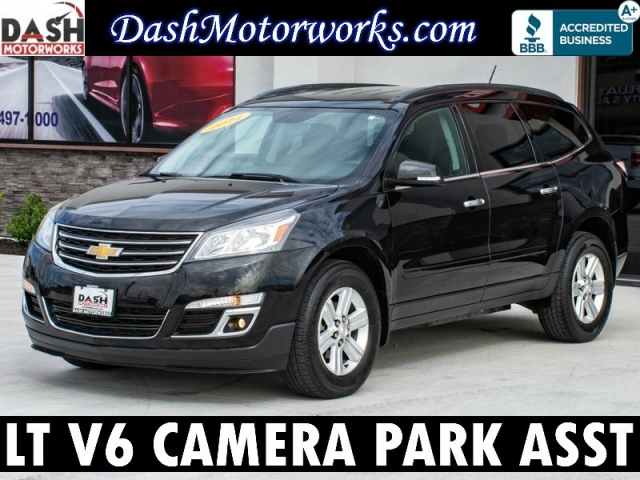 2014 Chevrolet Traverse LT V6 Backup Camera 8-Pass