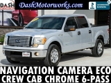 Ford F-150 XLT SuperCrew Ecoboost Navigation Camera Chr 2012