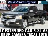 Chevrolet Silverado 1500 LT Extended Cab Camera Chrome 2011