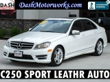Mercedes-Benz C250 Sport Sedan Leather Moonroof Auto 2014