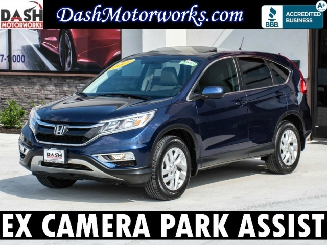 2015 Honda CR-V EX Camera Park Assist Auto