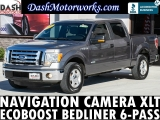 Ford F-150 XLT SuperCrew Ecoboost Navigation Camera 6-P 2011