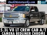 Chevrolet Silverado 1500 LT Crew Cab V8 Chrome Bedliner 6-Pa 2013