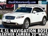 Infiniti FX45 AWD Navigation Leather Bose Moonroof 2004