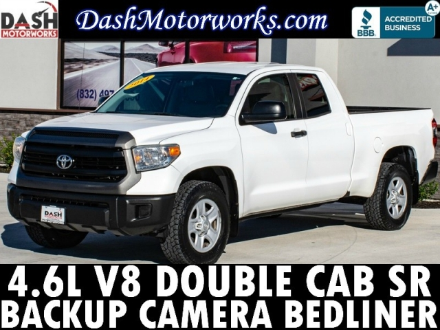 2014 Toyota Tundra Double Cab V8 Camera Leather 2WD