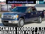 Ford F-150 XLT SuperCrew Ecoboost Camera Chrome 6-Pass 2013