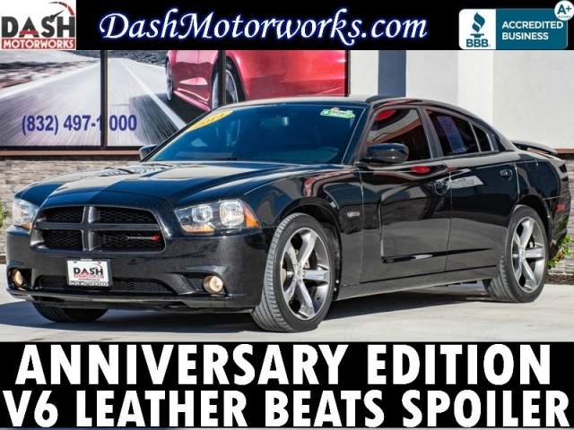 2014 Dodge Charger Anniversary Edition Leather Beats Auto