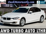 BMW 320xi AWD Sedan Auto 2015