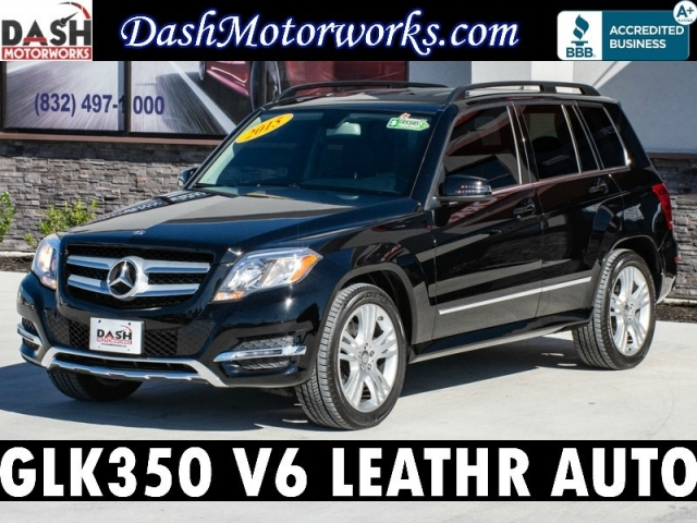 2015 Mercedes-Benz GLK-Class GLK350 Leather Auto