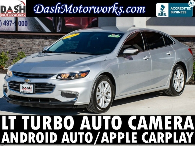 2017 Chevrolet Malibu LT Turbo Camera Automatic
