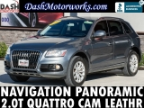 Audi Q5 2.0T Quattro Premium Plus Navigation Panoramic  2013