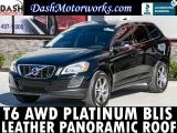 Volvo XC60 T6 AWD Platinum 2013