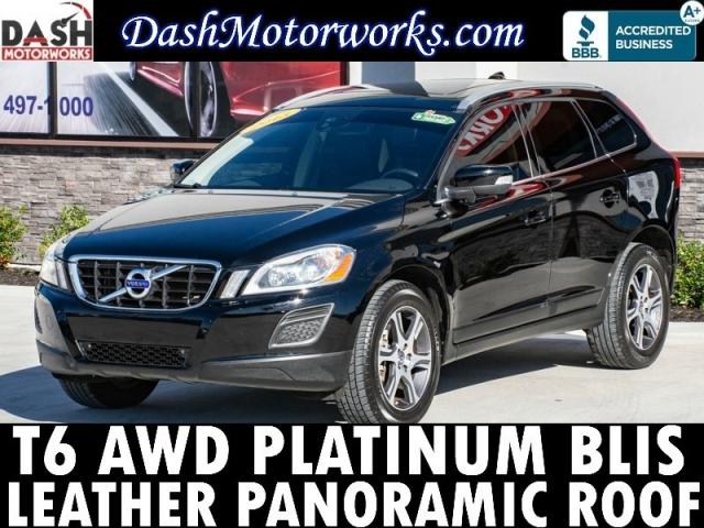 2013 Volvo XC60 T6 AWD Platinum