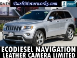 Jeep Grand Cherokee EcoDiesel Navigation Camera Leather 2014