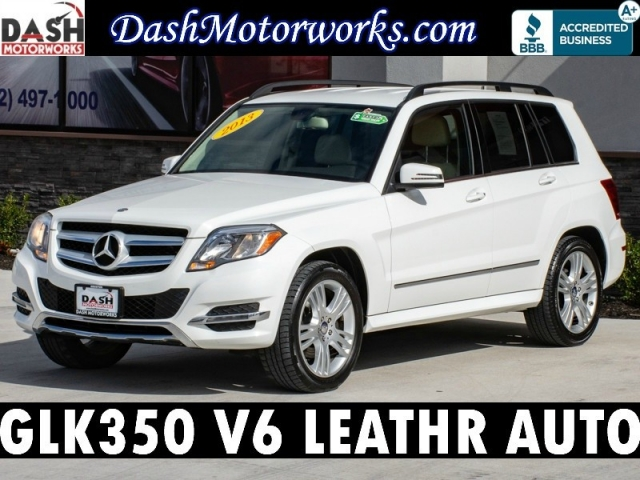 2013 Mercedes-Benz GLK-Class GLK350 Leather Auto