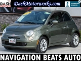 Fiat 500 Sport Navigation Beats Automatic 2016