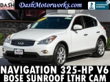 Infiniti EX37 Journey Navigation Camera Bose Sunroof Leathe 2013