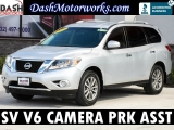 Nissan Pathfinder SV Camera 7-Pass 2013
