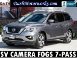 Nissan Pathfinder SV Camera Fogs 7-Pass 2017