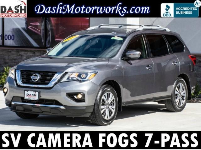 2017 Nissan Pathfinder SV Camera Fogs 7-Pass