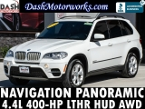 BMW X5 xDrive50i Navigation Camera Panoramic HUD 2012