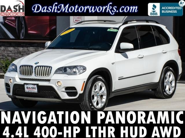 2012 BMW X5 xDrive50i Navigation Camera Panoramic HUD