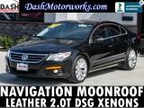 Volkswagen CC DSG Lux Navigation Xenons Moonroof 2012