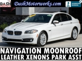 BMW 5-series 528i Premium Navigation Sunroof 2015