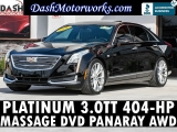 Cadillac CT6 Platinum Twin-Turbo Navigation Panaray Massage 2016