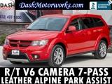 Dodge Journey R/T V6 Navigation Camera Leather 7-Pass 2014