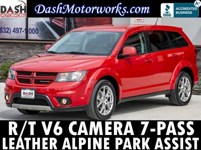 2014 Dodge Journey R/T V6 Navigation Camera Leather 7-Pass