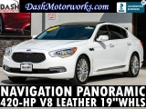 Kia K900 Luxury V8 Navigation Panoramic Lexicon Leathe 2015