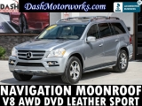 Mercedes-Benz GL450 AWD Navigation Sunroof Camera DVD Leather Sp 2011
