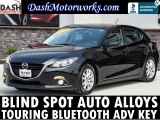 Mazda Mazda3 Hatchback Blind Spot Alloys Keyless Go 2014