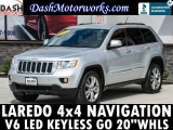 Jeep Grand Cherokee Laredo 4x4 Navigation Keyless Go Re 2012