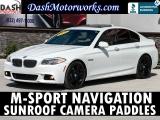 BMW 535i M-Sport Navigation Camera Sunroof Auto 2013