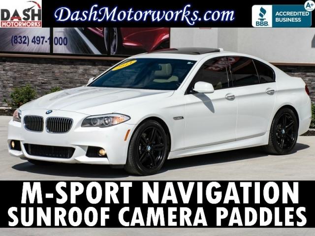 2013 BMW 535i M-Sport Navigation Camera Sunroof Auto