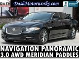 Jaguar XJL Portfolio AWD Navigation Panoramic Meridian 2013