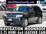 Jeep Grand Cherokee Laredo 4x4 Navigation Leather Camer 2012