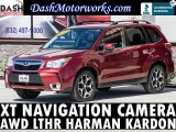 Subaru Forester XT Touring Navigation Camera Leather Auto 2014
