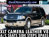 Ford Expedition XLT PREMIUM Camera Leather Cooled Seats 2011