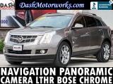 Cadillac SRX Performance Navigation Panoramic Camera Bose L 2012
