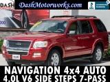 Ford Explorer 4x4 Navigation V6 Auto 7-Pass 2008