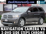 Dodge Durango SXT Navigation Camera DVD Chrome 7-Pass 2013